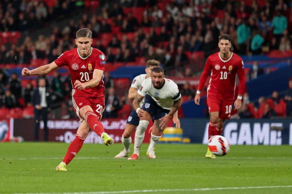 อังกฤษเสมอฮังการีไป 1-1